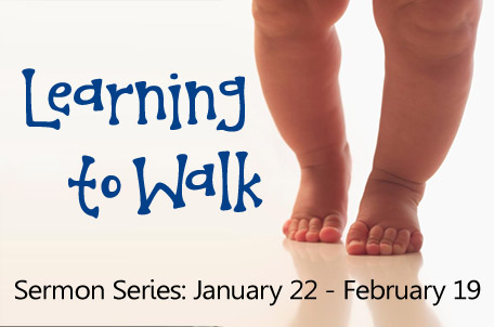 learning to walk post