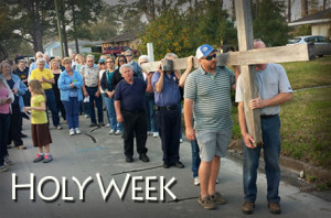 Holy Week Post