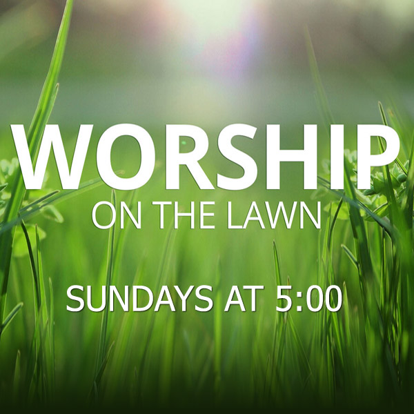 worshiponlawn post